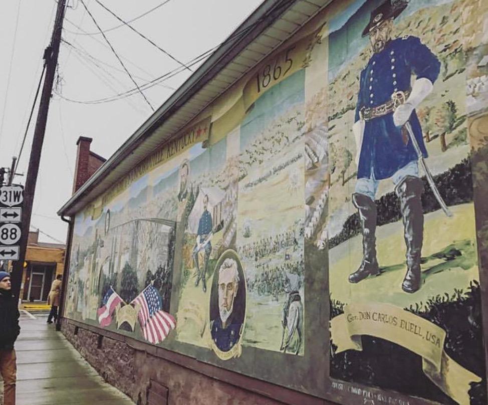 Munfordville Mural